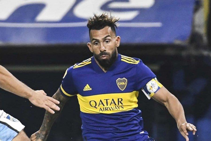 """Tevez pidió jugar con Boca en La Paz: """"Es un desafío y creo que estoy bien físicamente"""""""