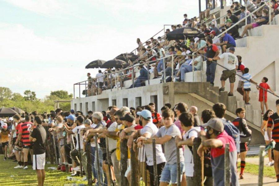 Clausuraron el Club San Patricio por permitir público en un partido