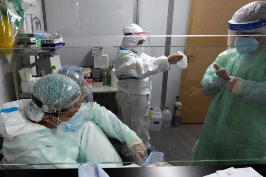 248 muertes y 20.461 nuevos casos de Coronavirus en Argentina