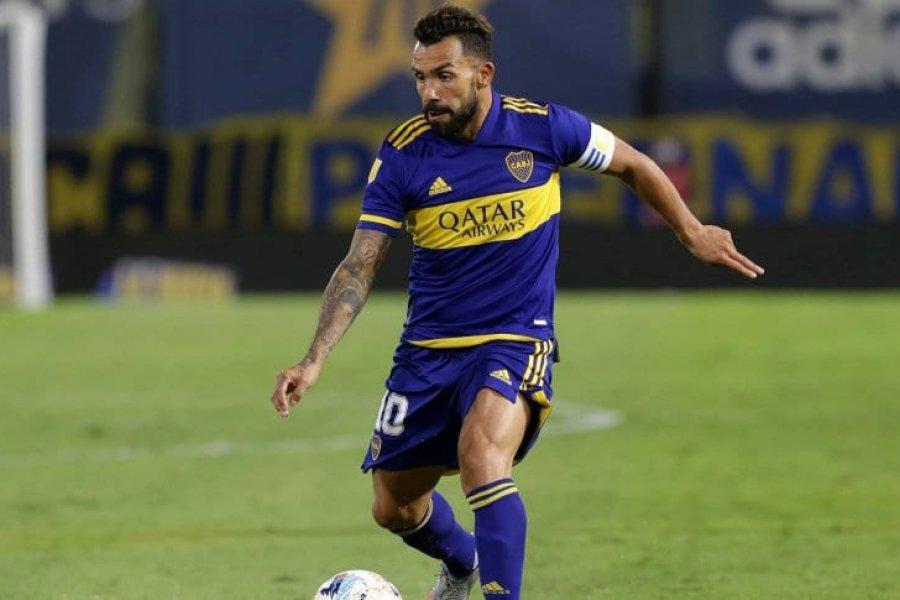Tevez no viaja con Boca para el debut en la Libertadores