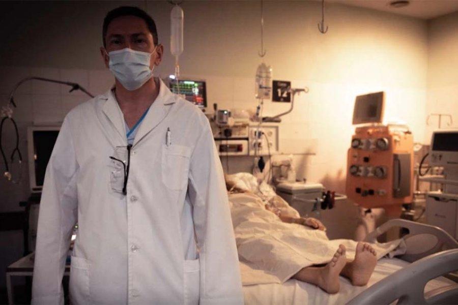 Santa Fe alcanzó el 93% de ocupación de camas de terapia intensiva