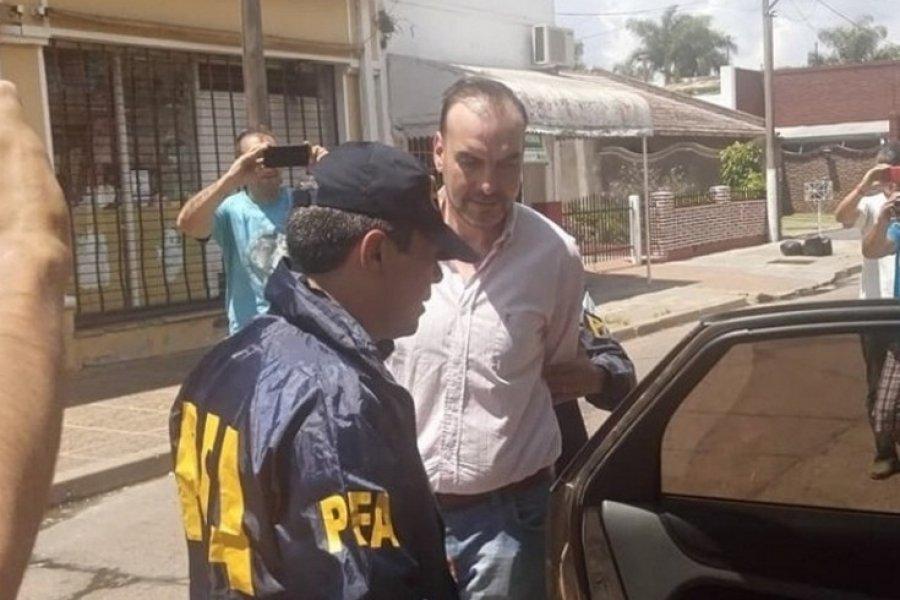 Concedieron la excarcelación al exintendente de Perugorría Jorge Corona