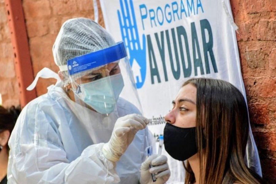Alerta: Detectaron casos con las cepas de Manaos y Río de Janeiro en Chaco