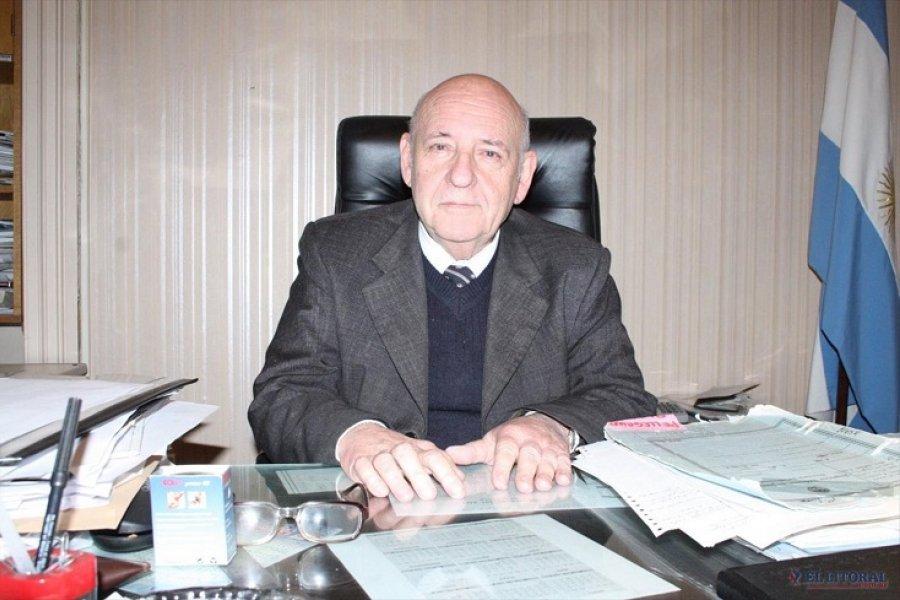 Falleció Carlos Rubín, ex presidente del Superior Tribunal de Justicia
