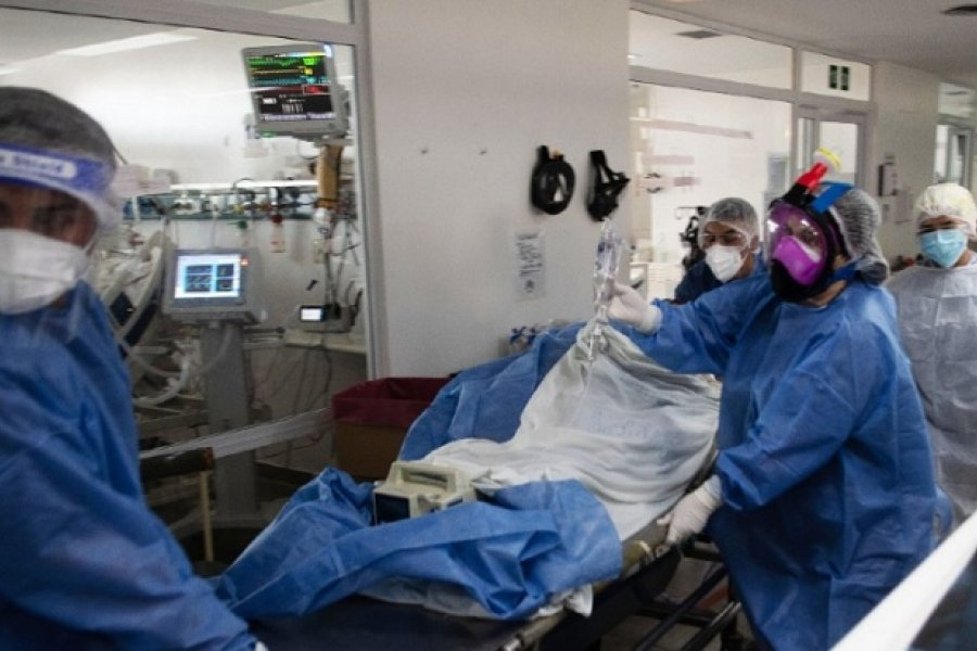 270 muertos y 16.350 nuevos casos de Coronavirus en Argentina