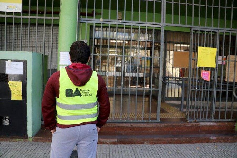 Justicia federal suspende las clases presenciales en la Ciudad de Buenos Aires