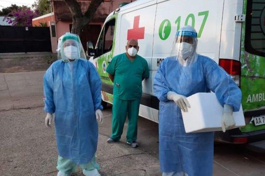 Coronavirus en Goya: 45 nuevos casos y 13 derivados al Hospital de Campaña