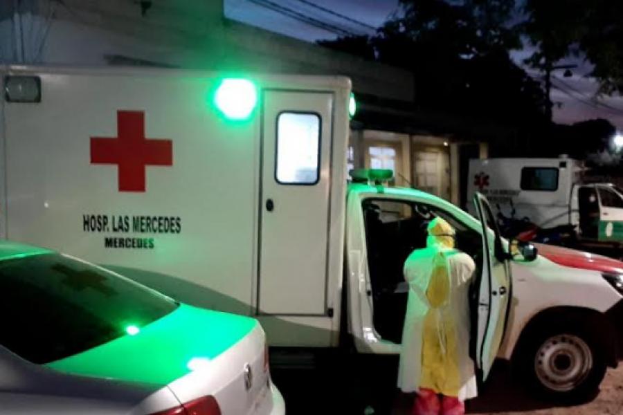 Coronavirus: Advierten a Salud Pública por falta de ambulancias en el interior