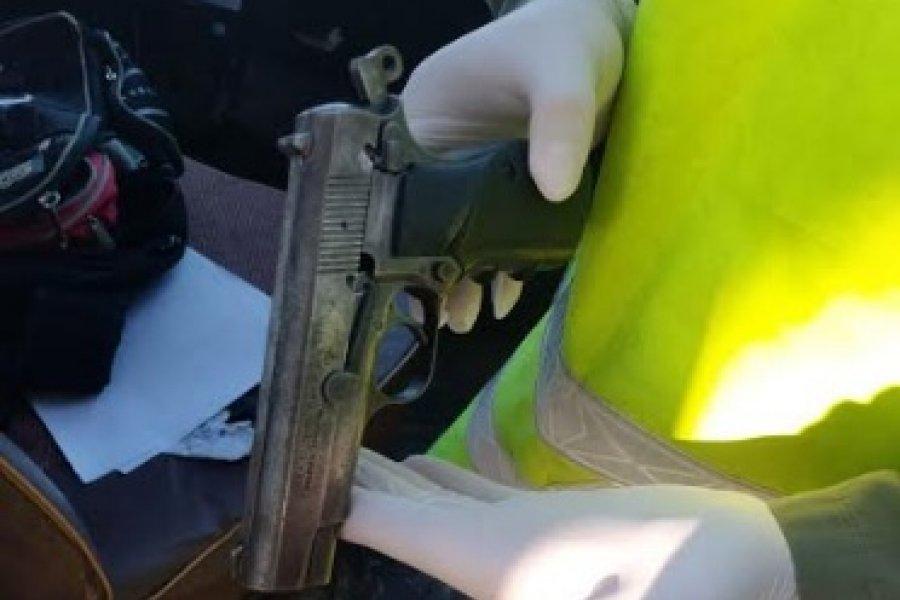 Entre Ríos: Detienen a un ciudadano que portaba un arma de fuego