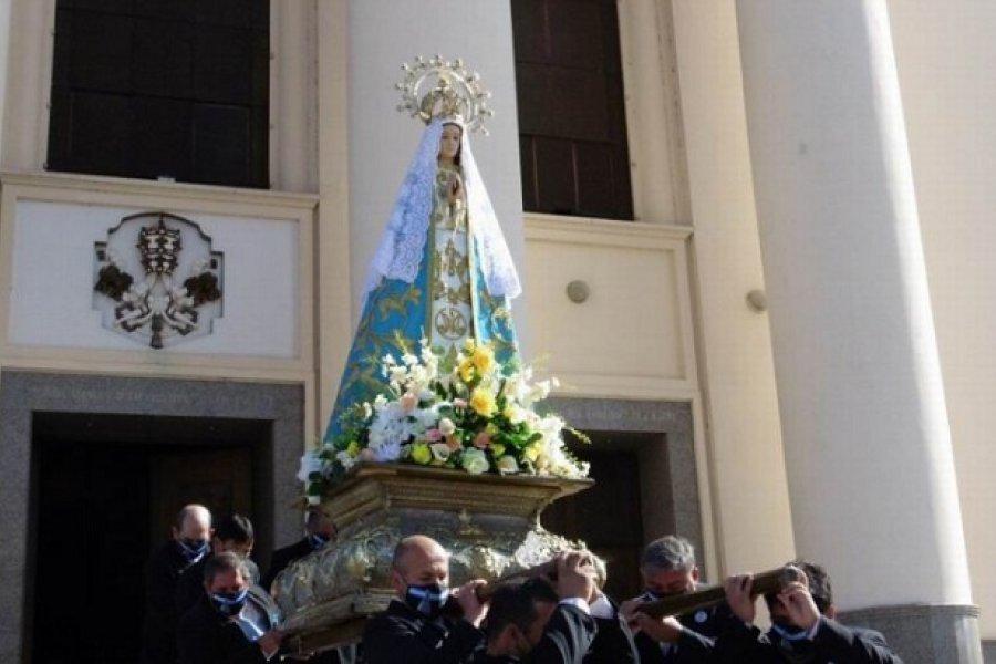 La Virgen de Itatí visita a los pueblos peregrinos
