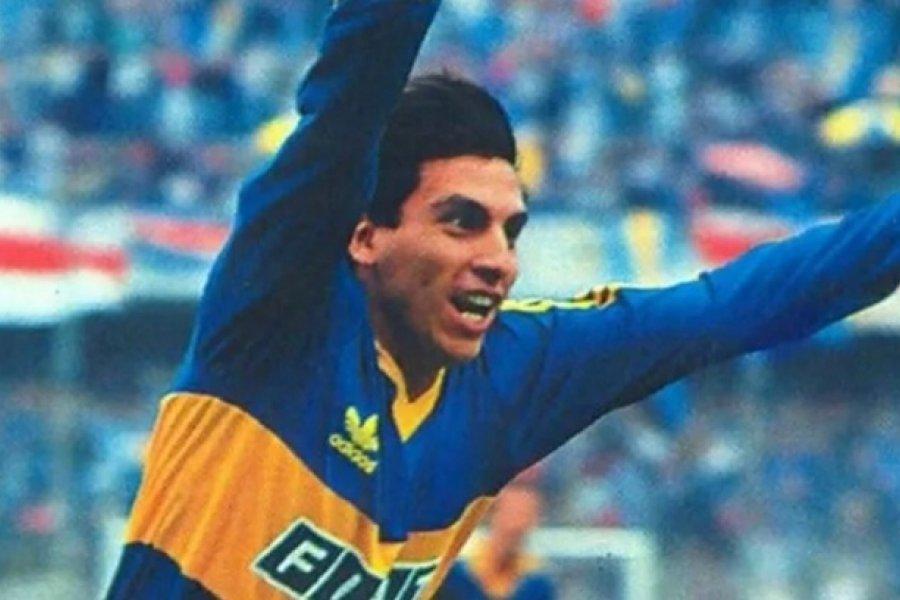 Murió Alfredo Graciani, uno de los ídolos de Boca de la década del 80