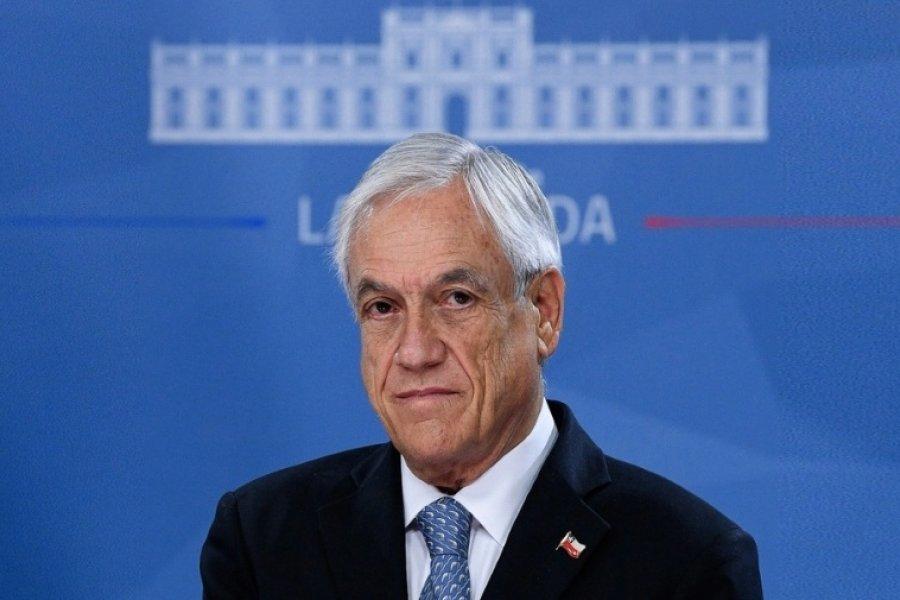 En plena crisis, Piñera bloquea el retiro de los fondos privados de pensiones