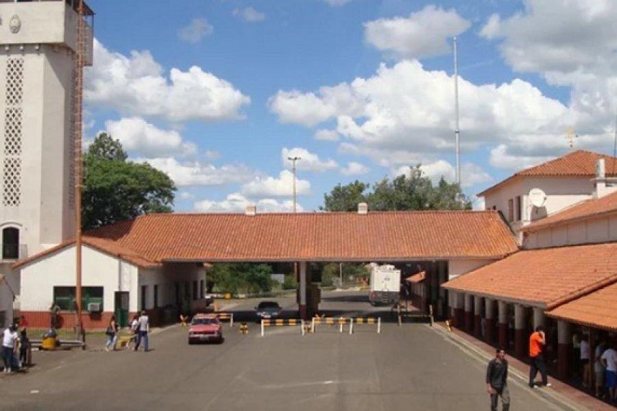 Corrientes: Bloqueo de camiones en la frontera con Brasil