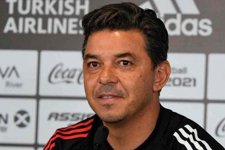 River debuta en la Copa Libertadores contra Fluminense en el Maracaná