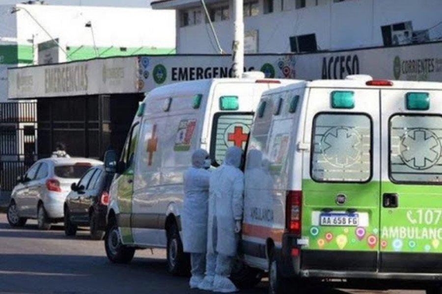 Corrientes registró 355 nuevos contagios de Coronavirus