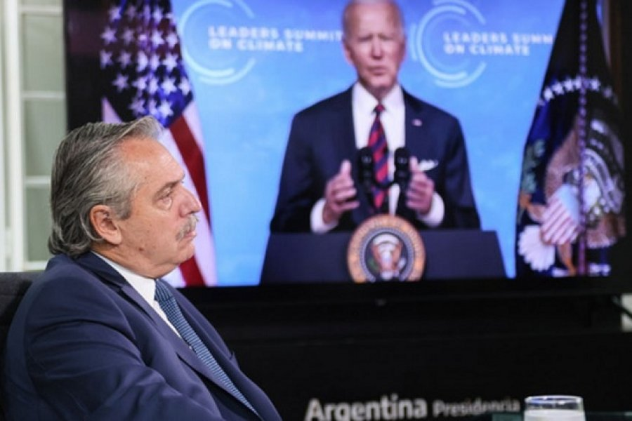 Alberto Fernández: En la Argentina honramos el acuerdo de París