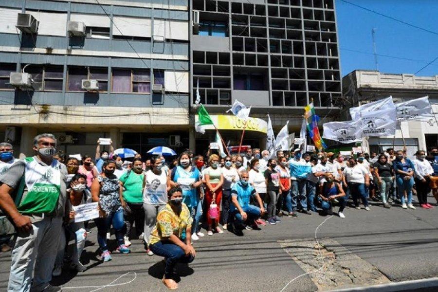 IOSCOR: Nuevo pedido de trabajadores para normalizar atención