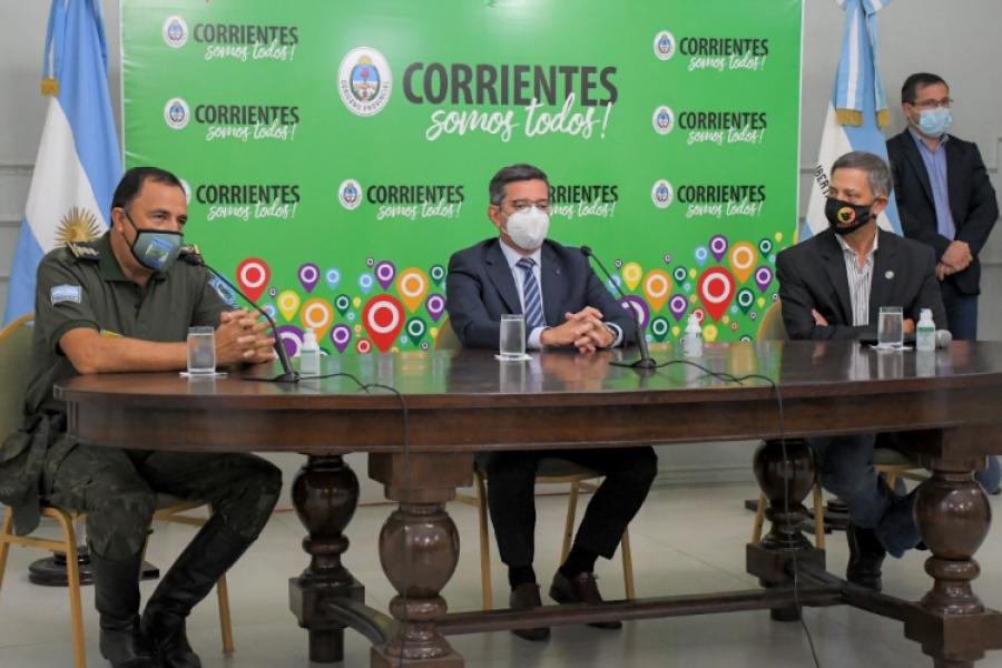 Delitos rurales: Presentaron plataforma para realizar denuncias digitales