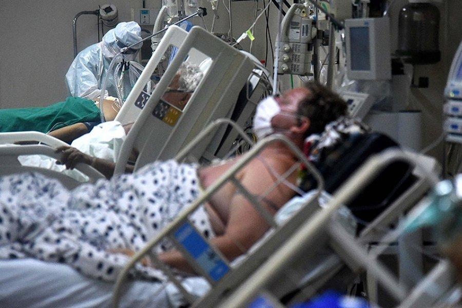 Paraguay prepara un plan de mitigación de contagios ante el colapso en los hospitales