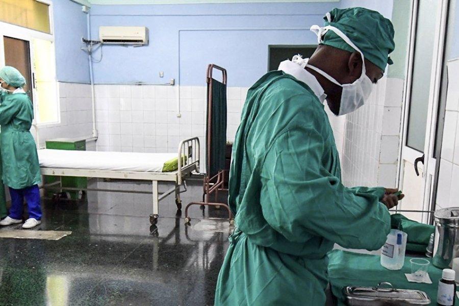 Cuba registró un récord de casos diarios desde el inicio de la pandemia