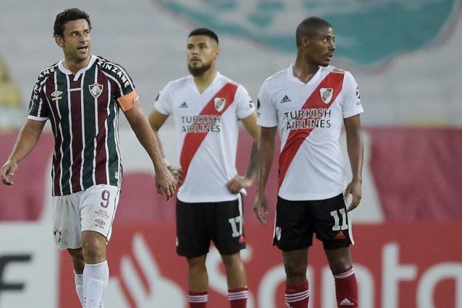Copa Libertadores: River igualó con Fluminense en el Maracaná