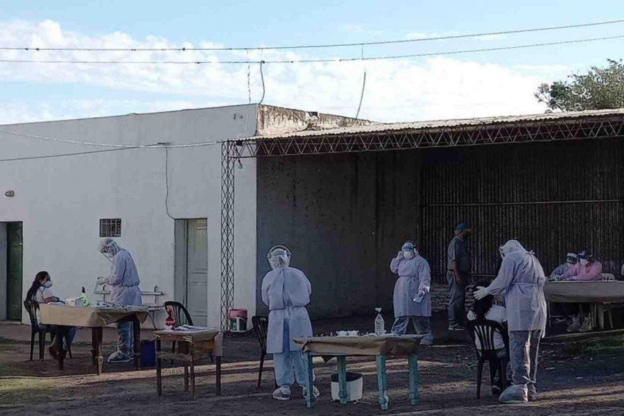Más casos de Coronavirus en Goya, Monte Caseros y Curuzú Cuatiá