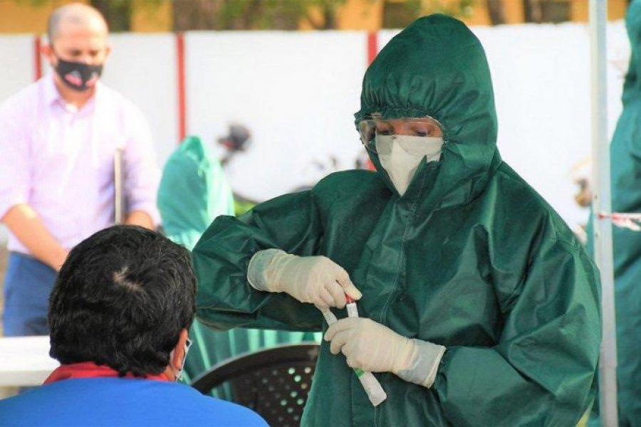 Corrientes registró 349 casos nuevos de Covid en las últimas horas