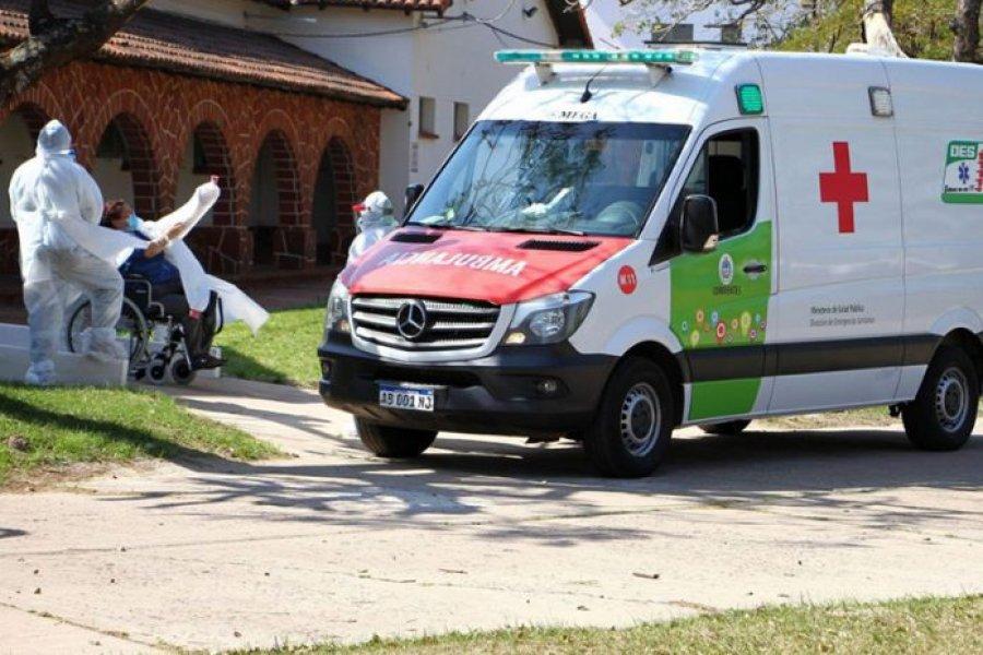 Corrientes reportó 6 muertes más en el Hospital de Campaña