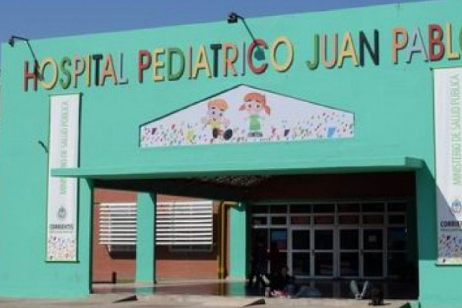 El Hospital Pediátrico tiene 3 niños internados con Coronavirus