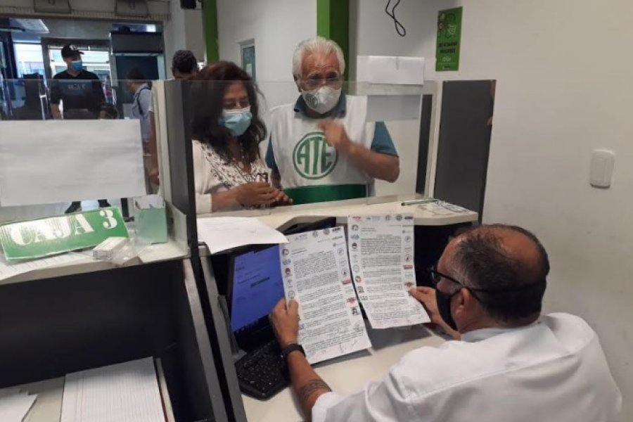 IOSCOR: Formalizaron pedido para normalizar prestaciones