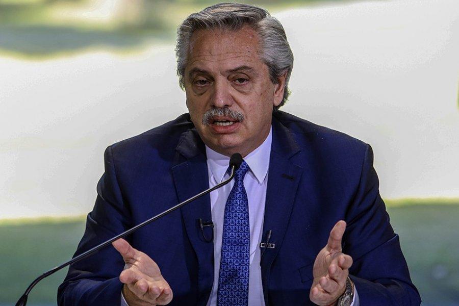 El Presidente analizó con Kicillof la evolución de la pandemia en el AMBA