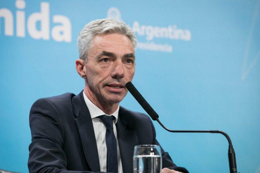 Murió el Ministro de Transporte de la Nación Mario Meoni