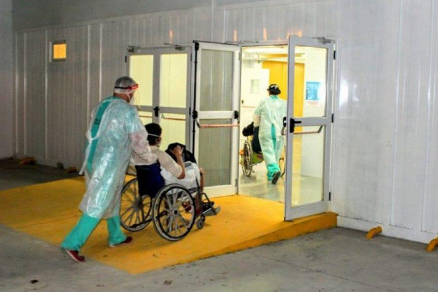 Chaco registró 5 muertes más y 251 nuevos contagios por Coronavirus