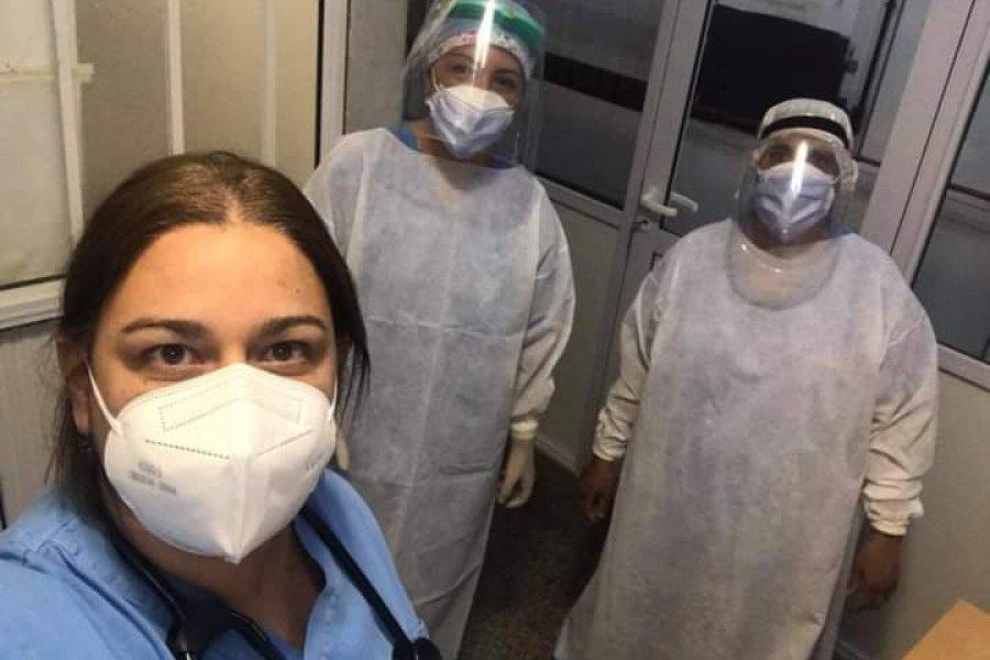 Natalia Barozzi, la médica correntina que lleva adelante un tratamiento inédito en Latinoamérica