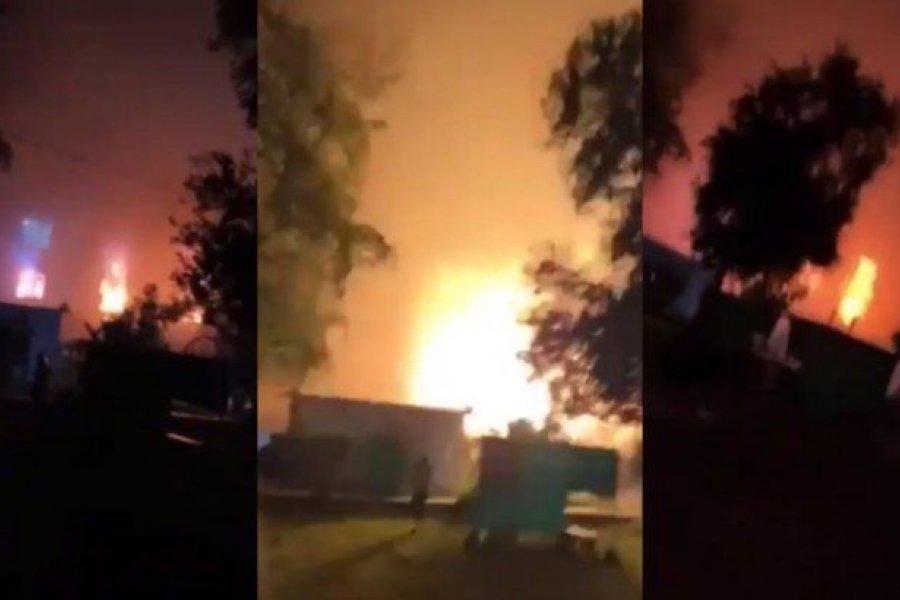 Irak: más de veinte muertos en un incendio en un hospital para pacientes COVID-19