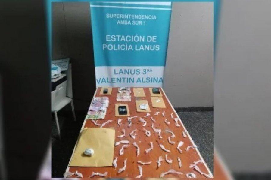 Correntino lideraba una banda de venta de drogas en Buenos Aires