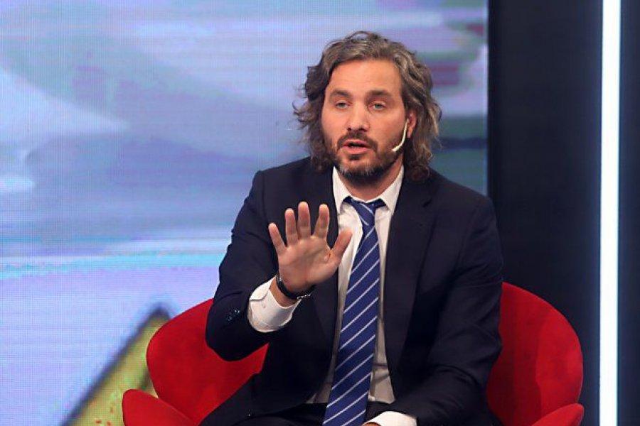 """La respuesta de Santiago Cafiero a Mauricio Macri: """"Fundía el país y se iba a mirar series"""""""