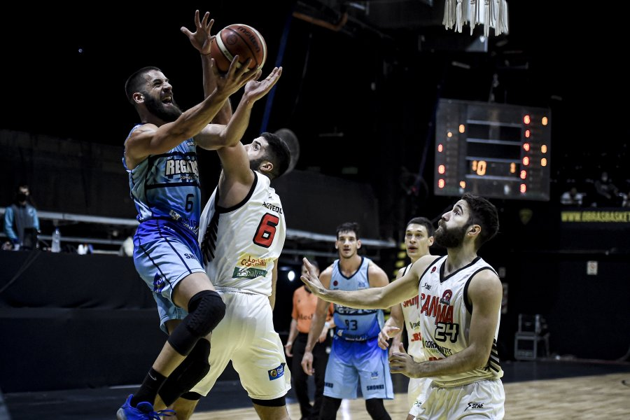 San Martín eliminó a Regatas y avanzó a semifinales