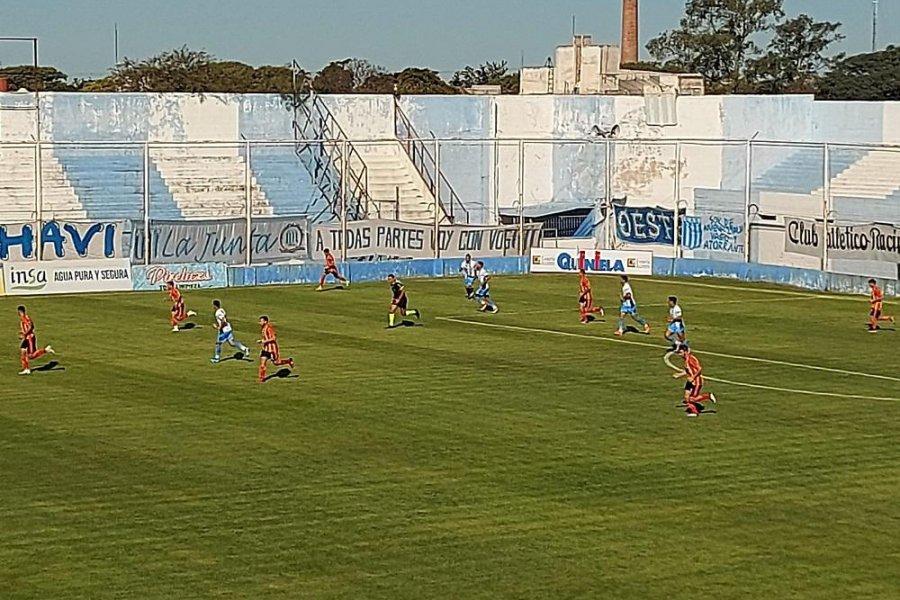 Boca Unidos perdió 2 a 1 frente a Racing de Córdoba