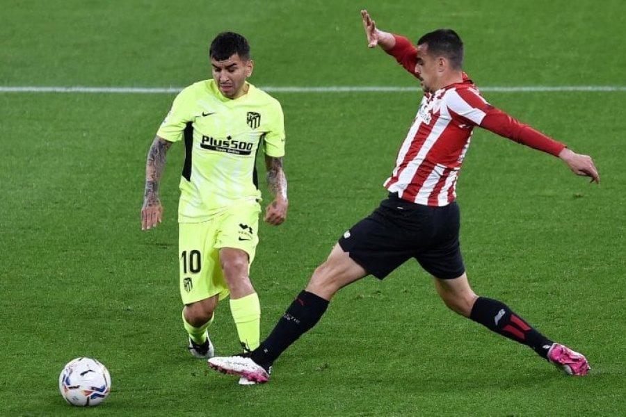 Atlético de Madrid cayó ante Athletic Bilbao y arde La Liga