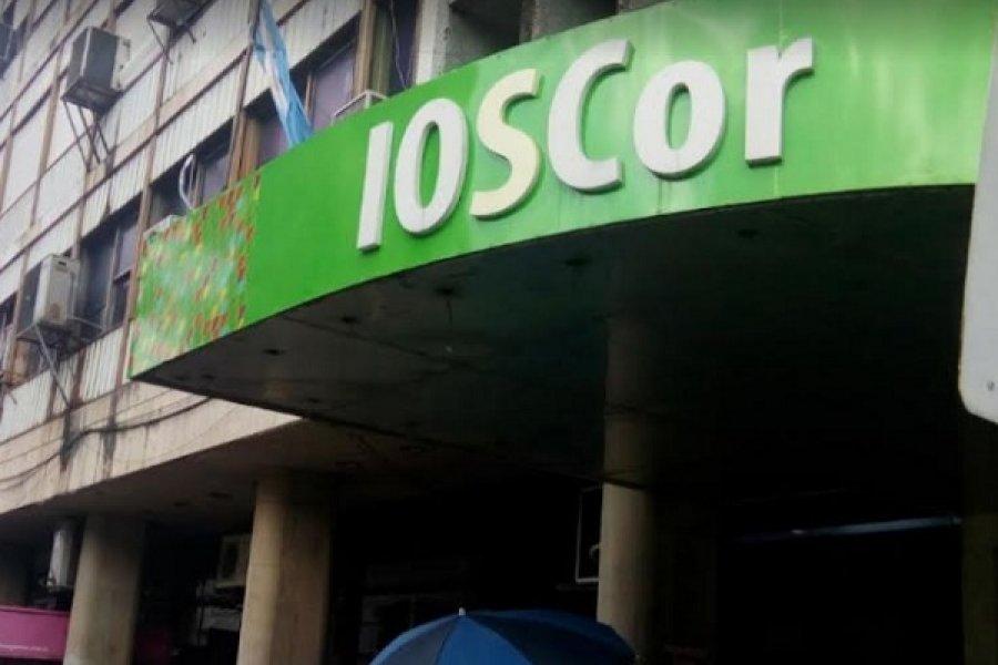 IOSCOR: Un delegado del interior dijo que funciona normalmente