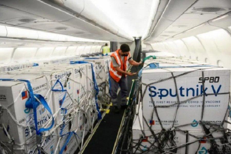 Las segunda dosis de Sputnik V puede esperar hasta tres meses
