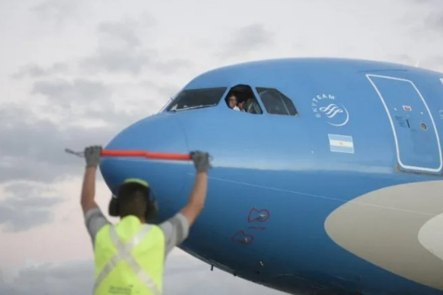 Nuevo vuelo a China: Saldrá esta semana y traerá un millón de dosis