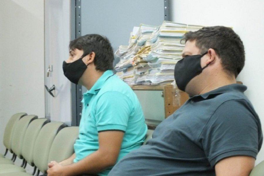 Los hermanos Salgán absueltos por causa de narcomenudeo