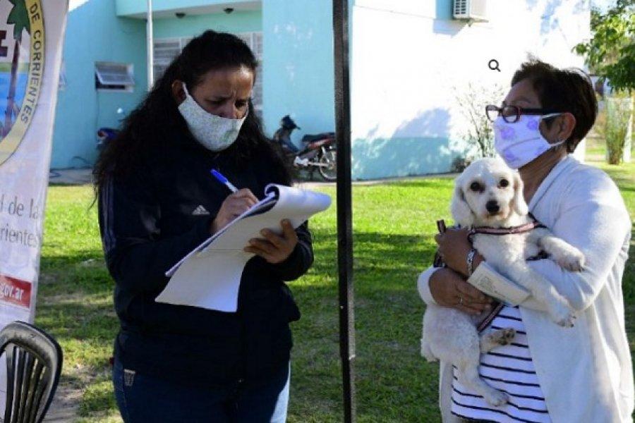 Mascotas Saludables y Delegaciones Móviles visitarán el barrio Molina Punta
