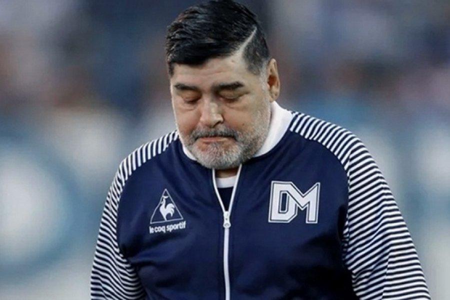 Los cuatro custodios de Maradona reconocieron que en Brandsen hubo bebidas alcohólicas