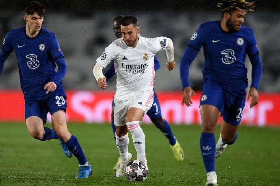 Real Madrid y Chelsea igualaron en el Alfredo Di Stéfano
