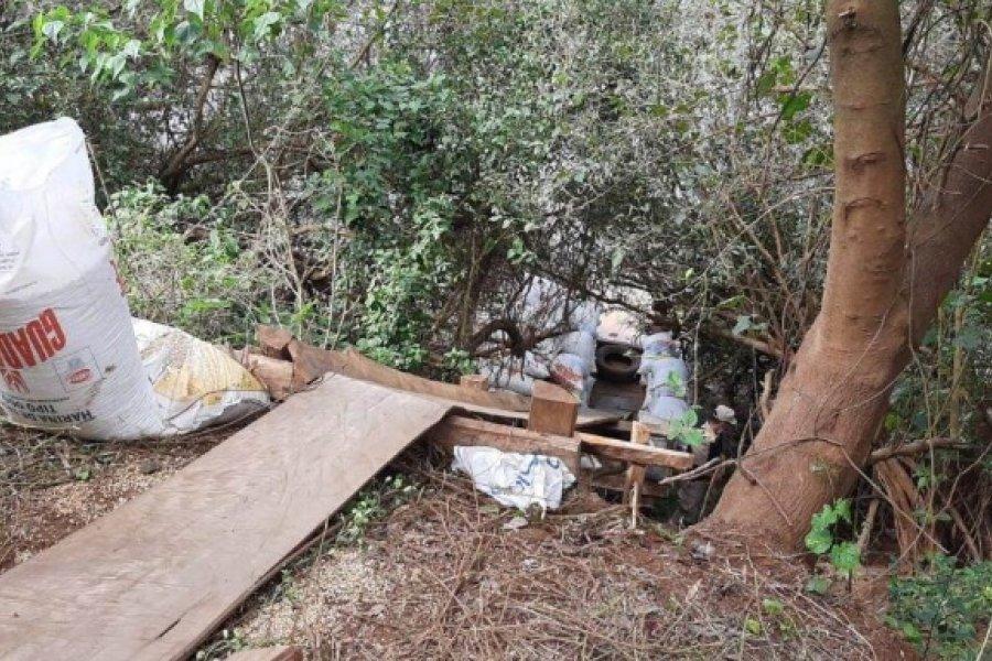 Soja ilegal fue secuestrada antes de salir del país