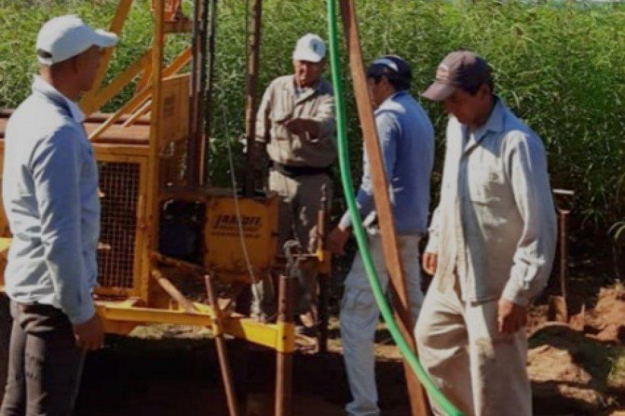 Solución en la provisión de agua para vecinos del municipio de Tatacuá