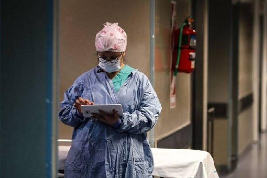 Chaco registró 2.076 casos activos y 1.034 fallecidos por Coronavirus